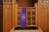 Confessional — Stock Photo