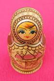 Babushka Doll — Stock Photo