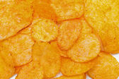 Crispy chips — Stock Photo