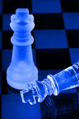 Chess success — Stock Photo