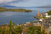 Oban Harbour — Stock Photo