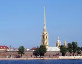 Petropavlovskaya fortress — Stock Photo
