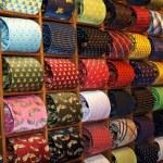 Ties background — Stock Photo