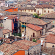 Stock Photo: Sirmione roofs