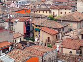 Sirmione roofs — Stock Photo