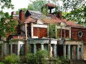 Abandoned mansion — Stock Photo