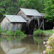 Stock Photo: Old water mill