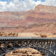 Navajo Bridge Arizona — Stock Photo