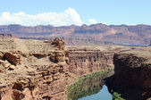 View from Navajo Bridge — Stock Photo