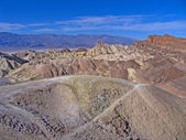Death Valley hills — Stock Photo