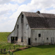 Midwest barn — Stock Photo