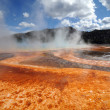 Yellowstone hot color — Stock Photo #4251106