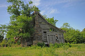 Stará usedlost ozark — Stock fotografie