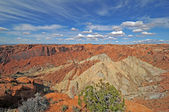 Upheaval Dome Canyonlands — Stock Photo