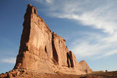 Arches monolith Utah — Stock Photo