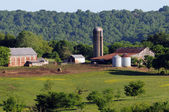 Farm on Natchez Trace — Stock Photo