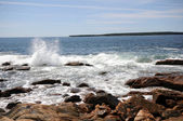 Maine coast — Stock Photo