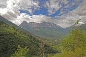 Glacier spring — Stock Photo