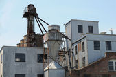 Old grain mill — Stock Photo