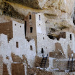 Stock Photo: MesVerde cliff dwelling
