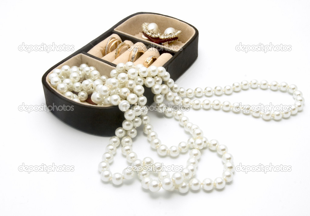 Jewelry — Stock Photo #4314580