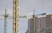 Construction — Zdjęcie stockowe
