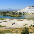 Stock Photo: Pamukkale