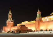Kremlin in Red Square of Moscow — Stock Photo