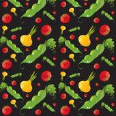 Vegetable — Stock Vector