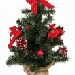 Stock Photo: Tree christmas