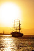 Sail Ship — Stock Photo