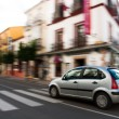 Motion in Ronda — Foto Stock