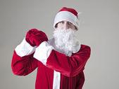 Дед Мороз — Stock Photo
