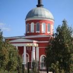 Постер, плакат: Church of the Resurrection in Hotmyzhsk