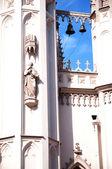 Gothic chapel — Stock Photo