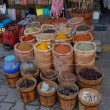 Arabic spices for sale in Dubai, United Arab Emirates - Stock Photo