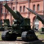 Artillery guns — Stock Photo #4393085