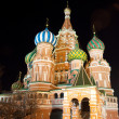 Royalty-Free Stock Photo: St. Basil\'s Cathedral on Red square