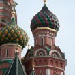 Stock Photo: Famous St. Basil's Cathedral