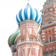 Famous St. Basil's Cathedral — Stock Photo #4413803