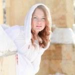 White angel — Stock Photo #4455571