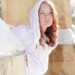 White angel — Stock Photo #4455575