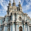 Smolny Cathedral — Foto Stock #4456161