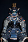 Samurai armor — Stock Photo