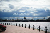 Panorama St. Petersburg — ストック写真