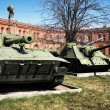 Stock Photo: Artillery museum, St.Petersburg, Russia