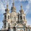 Smolny Cathedral — Foto Stock #4809712