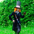 Foto Stock: Mad Hatter