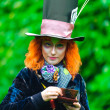 Mad Hatter — Stock Photo