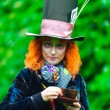 Stock Photo: Mad Hatter